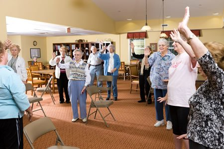 Traditions of Hershey Independent Living Community - Photo 6 of 8