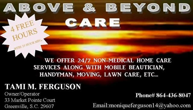 Above And Beyond Care Services LLC - Photo 0 of 1