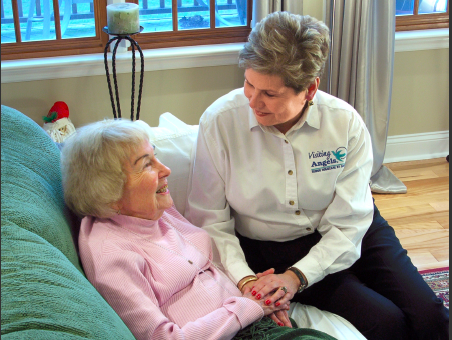 Visiting Angels In-Home Care - Photo 2 of 5